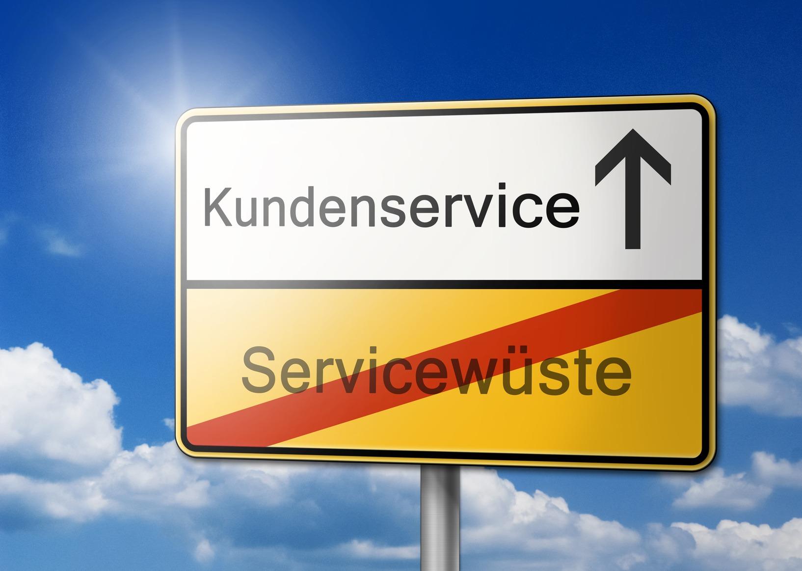 Potenzialschmiede Köln - Reklamationshandling